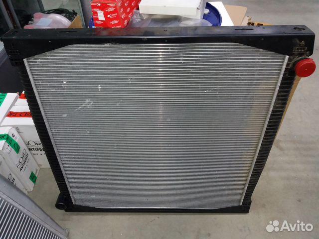 Радиатор охлаждения Скания 114