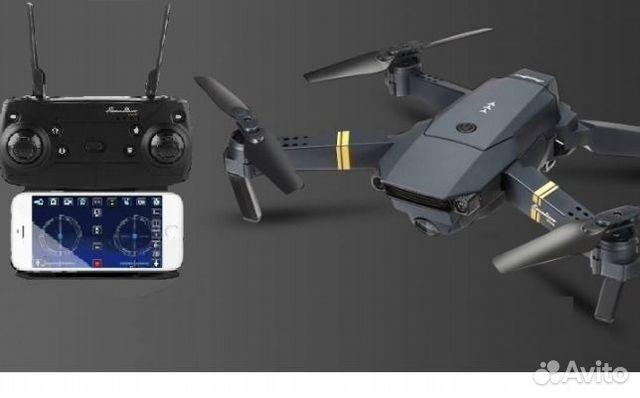 Новый дрон Eachine e58 с HD камерой 720p купить 5