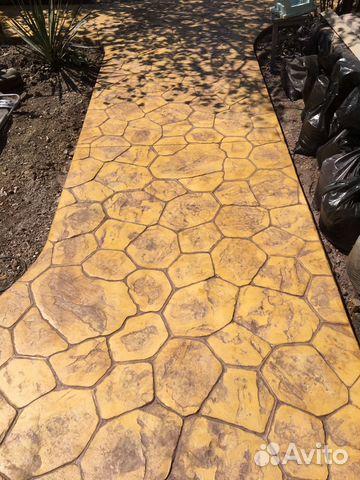 декоративный бетон севастополь