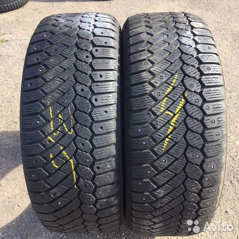89211101675 215/55 R17 Continental contiicecontact