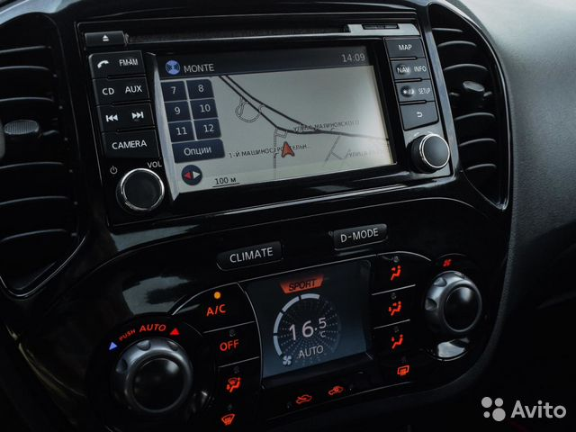 Купить Nissan Juke пробег 80 534.00 км 2014 год выпуска