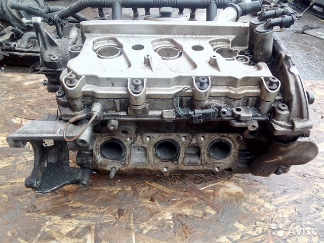 89026196331 Гбц (головка блока цилиндров ) левый Audi A5 купе
