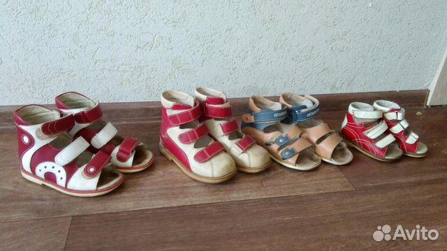 4e31b92de92a1 Обувь детская ортопедическая купить в Костромской области на Avito ...