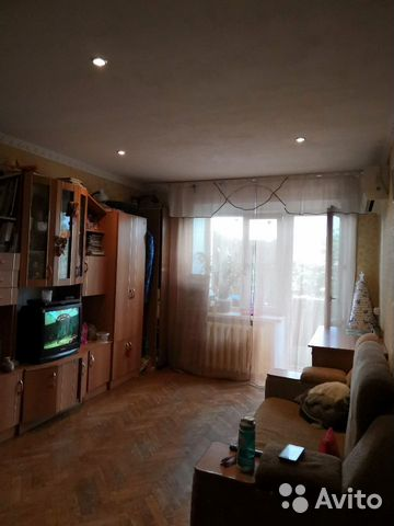 Продается однокомнатная квартира за 1 400 000 рублей. г Астрахань, ул Яблочкова.