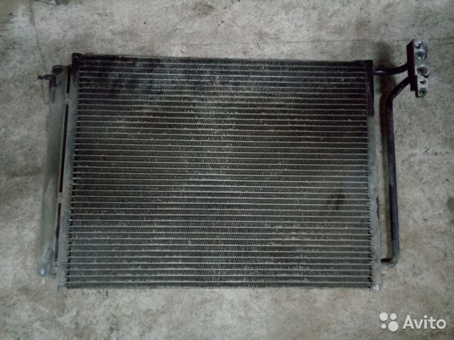 89226688886 Радиатор кондиционера (конденсер) (BMW X5)