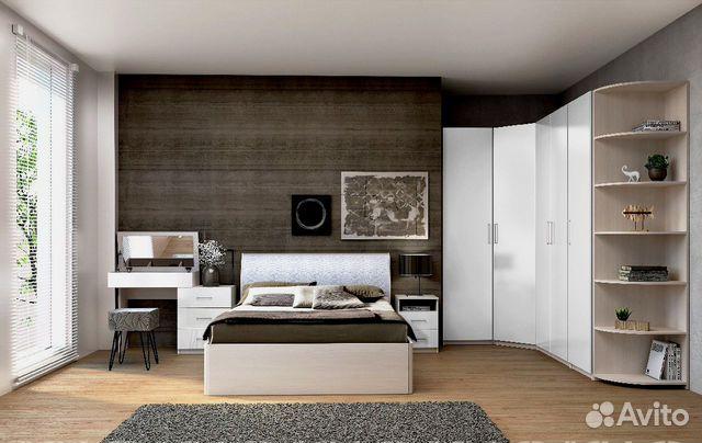 Модульная спальня Кэт-6 лдсп