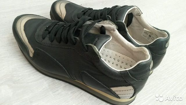 Sneakers leather  buy 3