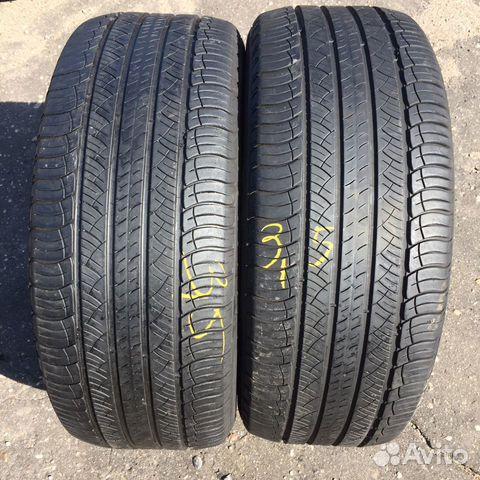 89211101675 235/55 R17 Michelin LatitudeTourHp
