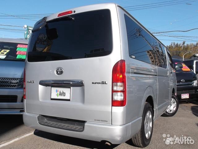 Toyota Hiace, 2009 89502827030 купить 4