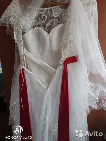 Свадебное платье 89106773381 купить 4