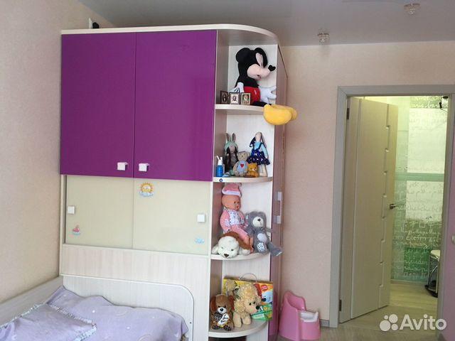 2-к квартира, 58 м², 5/9 эт.