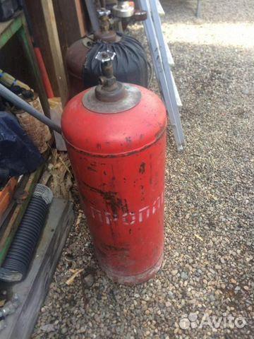 Баллон газовый пропановый  89512015952 купить 1
