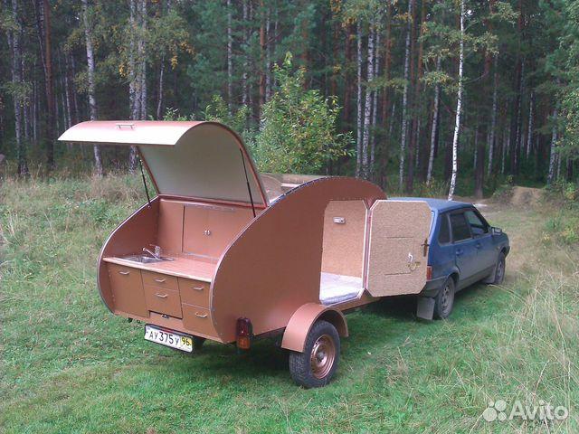 Продам прицеп спец назначения Капля купить в Свердловской области HB410