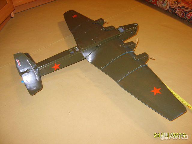 Бомбардировщик ТБ-3 (АНТ-6) - Применение | 480x640