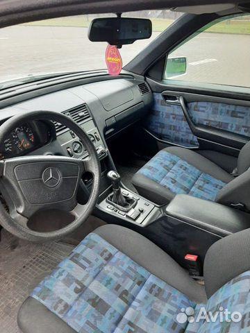 Mercedes-Benz C-класс, 1997 89114521092 купить 10