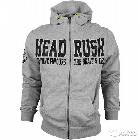 Кофта Headrush Varsity— фотография №1