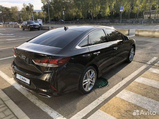 Hyundai Sonata, 2017 89054150236 купить 3