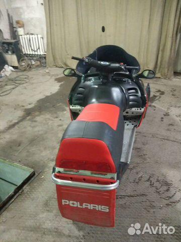 Снегоход Polaris XC800 2003 г