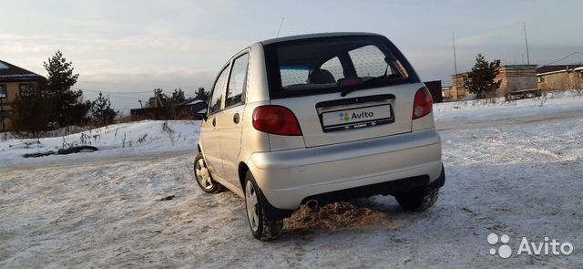 Daewoo Matiz, 2008 купить 3