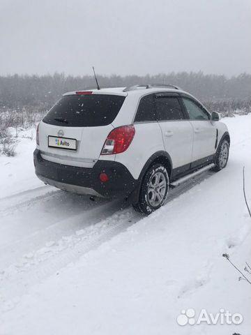 Opel Antara, 2012 купить 5