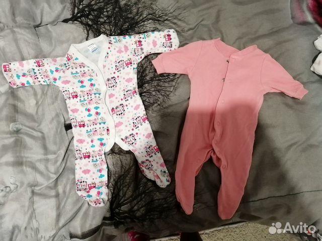 Вещи для девочки от 50 до 62 размера купить 1