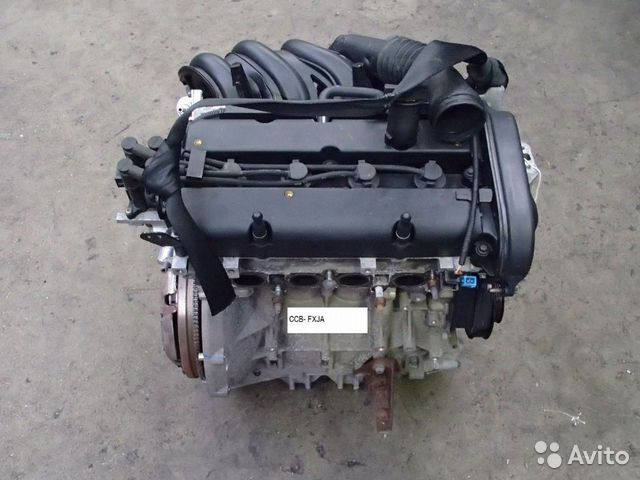 84732022776 Двигатель Ford Fusion 2002-2012