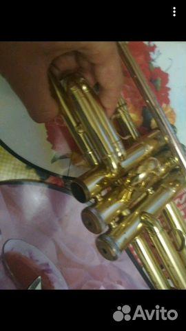 Труба Roy Benson нет кольца есть пайка нет нижней  89782112501 купить 3