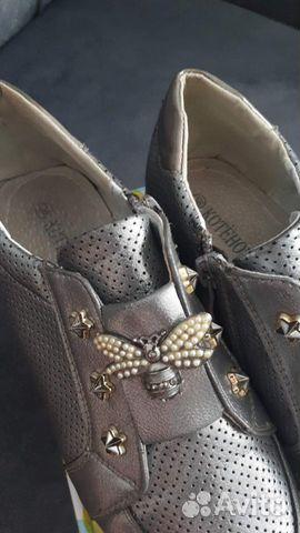 Кроссовки-туфли 89504007085 купить 4