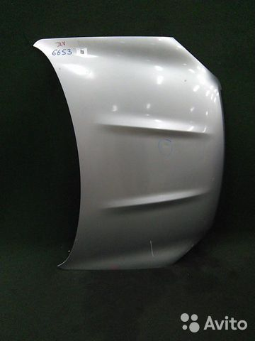 Nissan Qashqai J10 / Ниссан Кашкай 10 капот  89273054300 купить 1