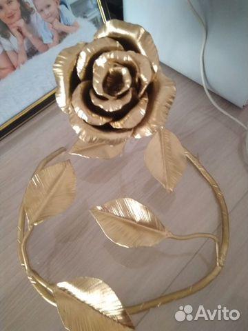 Цветы ручной работы из железа 89373733836 купить 1