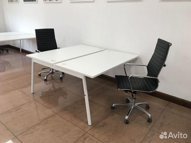 Офисный стол - Lavoro lvra11.1416-1 (есть 4 штуки)