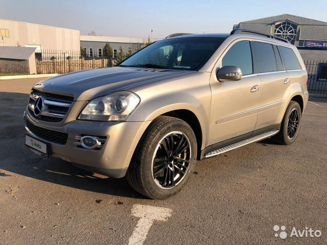 Mercedes-Benz GL-класс, 2007 купить 1