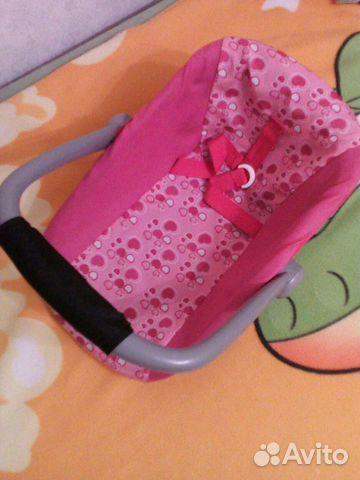 Переноска для куклы  89644912421 купить 2