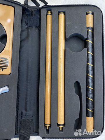 Набор для мини-гольфа в кожаном кейсе  89275809705 купить 4