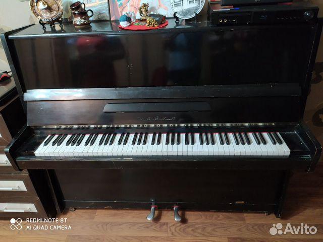 Фортепиано Чайка  89371211437 купить 1