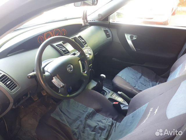 Nissan Primera, 2004 купить 7