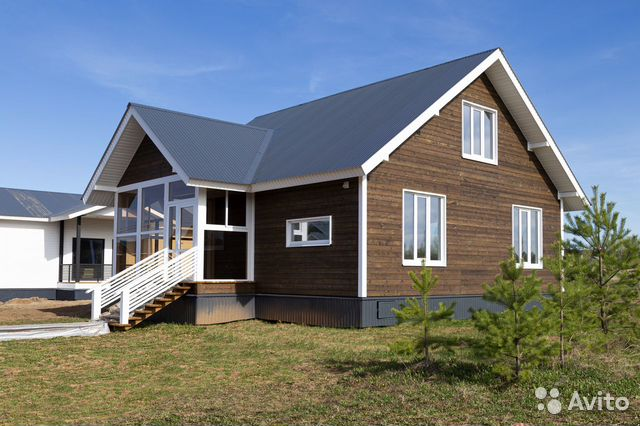 Дом 120 м² на участке 12 сот. 83412790711 купить 2