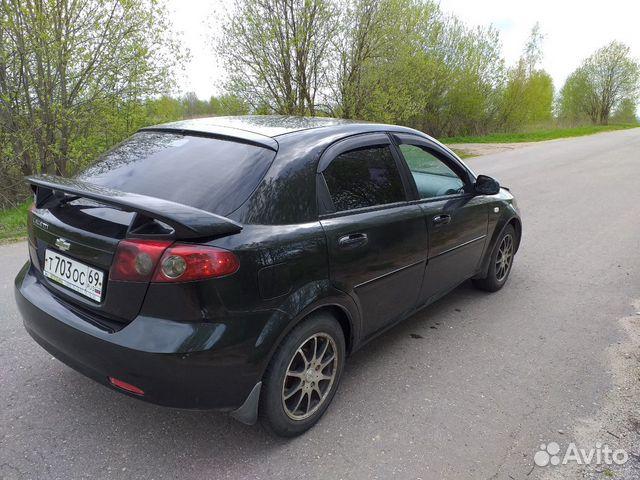 Chevrolet Lacetti, 2008 купить 6