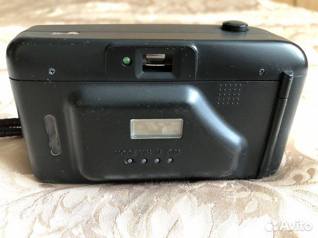 Фотоаппарат пленочный автоматический на батарейках