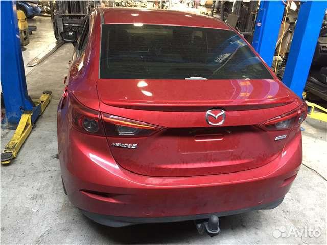 89530003204 В разборе Mazda 3 BM мазда 2.5 PY