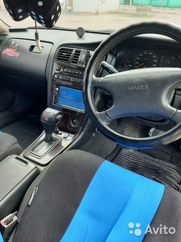 Toyota Mark II, 1993 купить 8