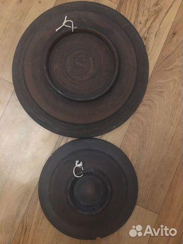 Настенные тарелки (керамика, набор)