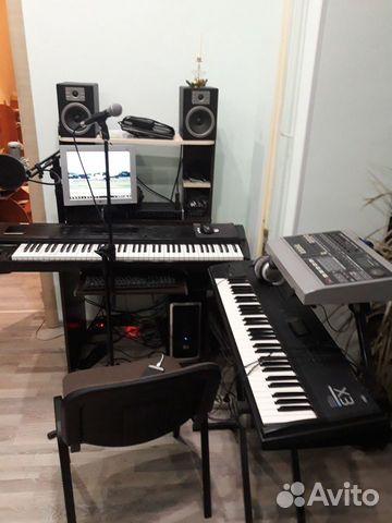 Обучение игре на фортепиано и синтезаторе 89501425747 купить 2