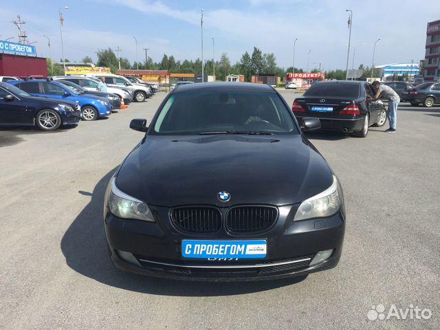 BMW 5 серия, 2008  89825110176 купить 3
