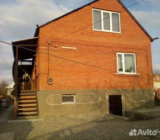 Дом 100 м² на участке 6 сот.  89002766331 купить 1