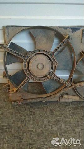Диффузор (вентилятор) Эмгранд ес7