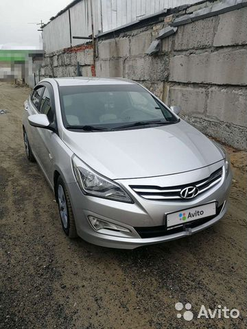 Hyundai Solaris, 2015  89615536309 купить 3