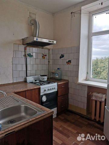 1-к квартира, 42 м², 5/5 эт.  89113592534 купить 2