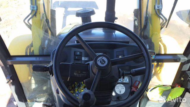 Экскаватор погрузчик New Holland B115B. Проверен  89584145963 купить 6