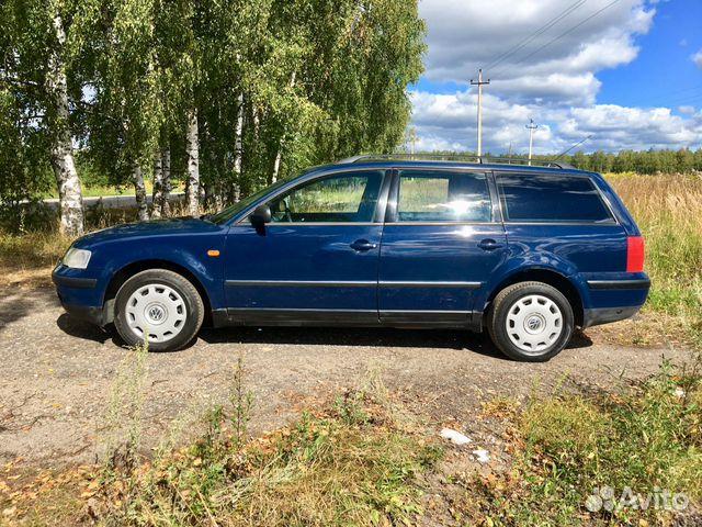 Volkswagen Passat, 1998  89066106707 купить 4